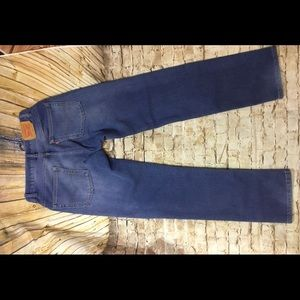 Levi's 511 knit jeans size 16